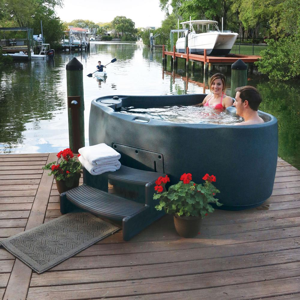 Top 9 Best Inflatable Cheap Hot Tubs For Sale in 2019