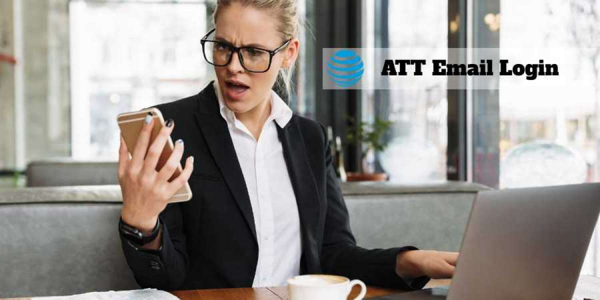 Easy way to Solve ATT Email Login Errors on iPhone