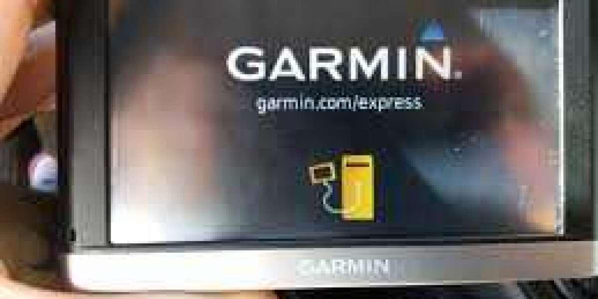 Resolved To Garmin express update problems