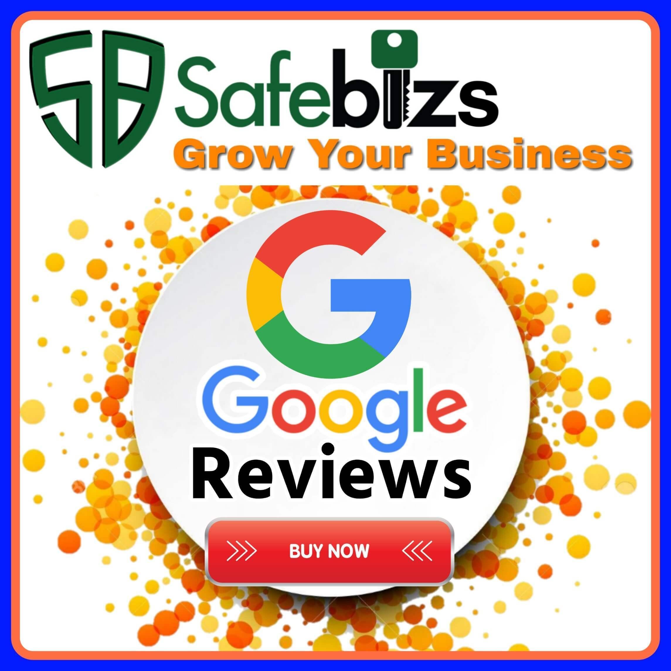 Buy Google Reviews - Google 5 Star Reviews