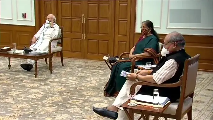 PM Modi Said in the Union Cabinet Meeting - Will Be an Easy And Free Environment For Farmers - High Forum