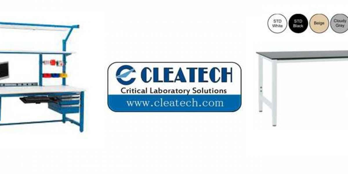 How to Choose the Best Laboratory Workbench?