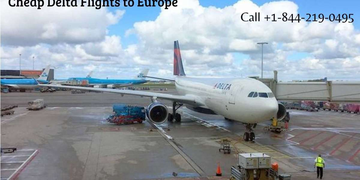 Cheap Delta Flights to Europe    Get Instant Booking