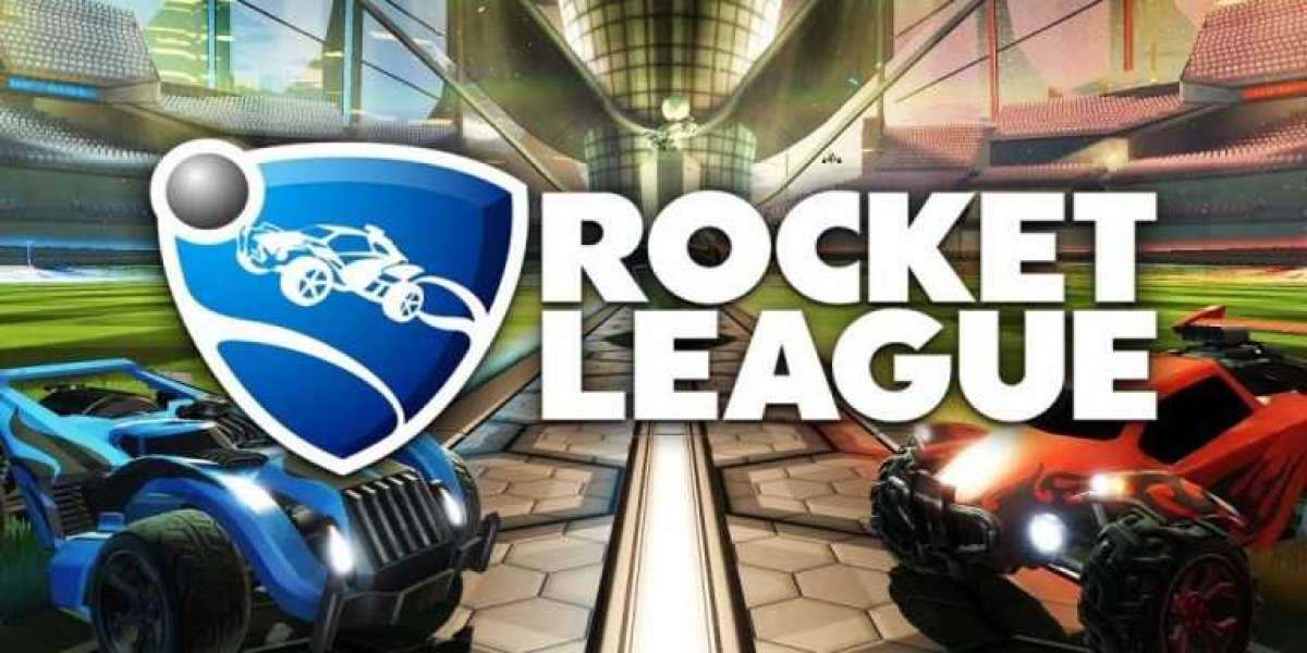 The obtained experience now playing the Rocket League Items