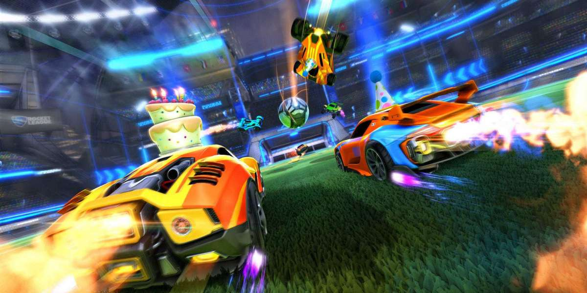 Make Rocket League a free-to-play title