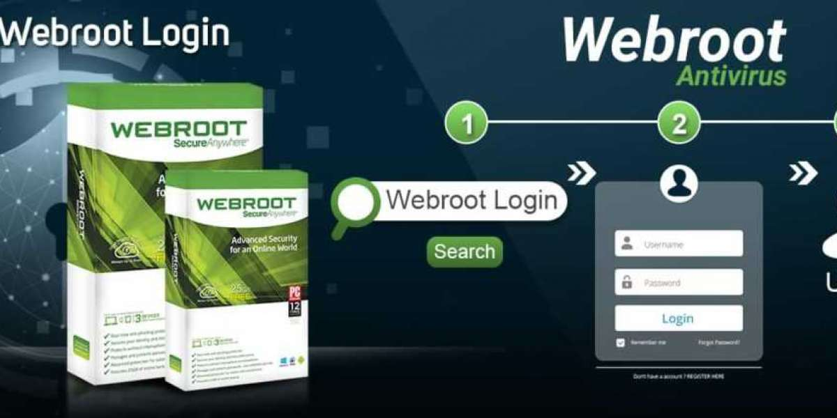 WHY MUST YOU CREATE A WEBROOT ONLINE MANAGEMENT ACCOUNT ?