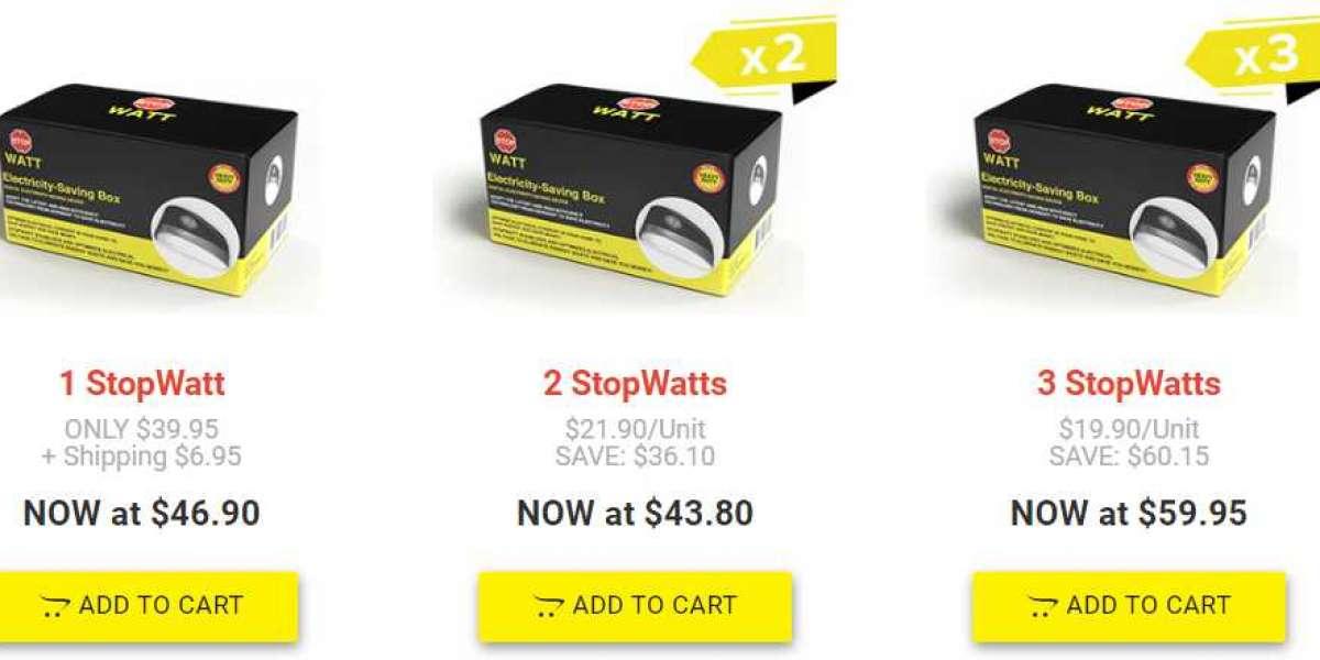 StopWatt Reviews - Is Stop Watt Energy Saver Legit or Scam? Cost