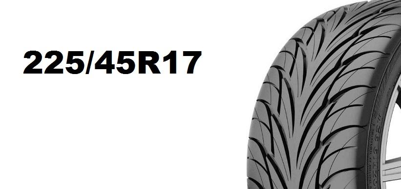 タイヤサイズ「225/45R17」の読み方と外径の計算方法 ....   タイヤ販売&取付予約サイト   中古タイヤ・アルミホイール価格検索    新タイヤを激安で扱う   タイヤナビ ( TIRENAVI.JP )
