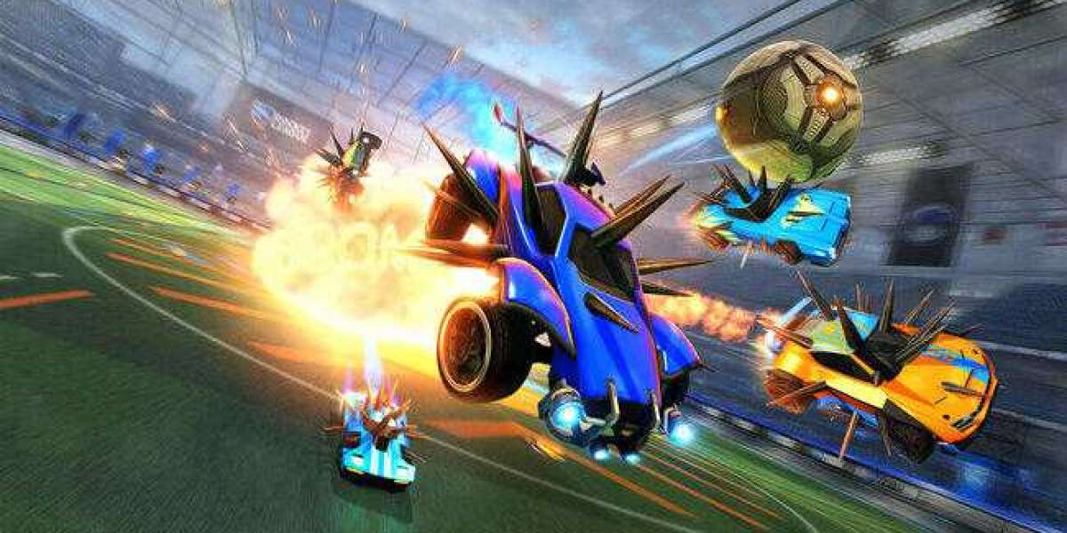 Rocket League's free-to-play update launches today on PC