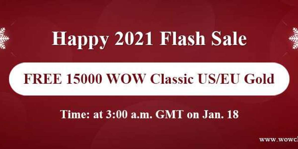 100% Free wow classic gold global reviews on WOWclassicgp Happy 2021 Flash Sale for you