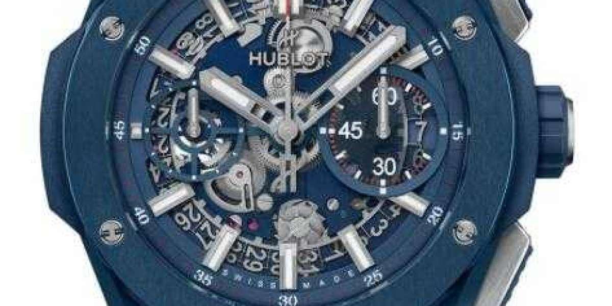 Hublot Big Bang MP-11 Blue Sapphire 911.JL.0119.RX Replica Watch