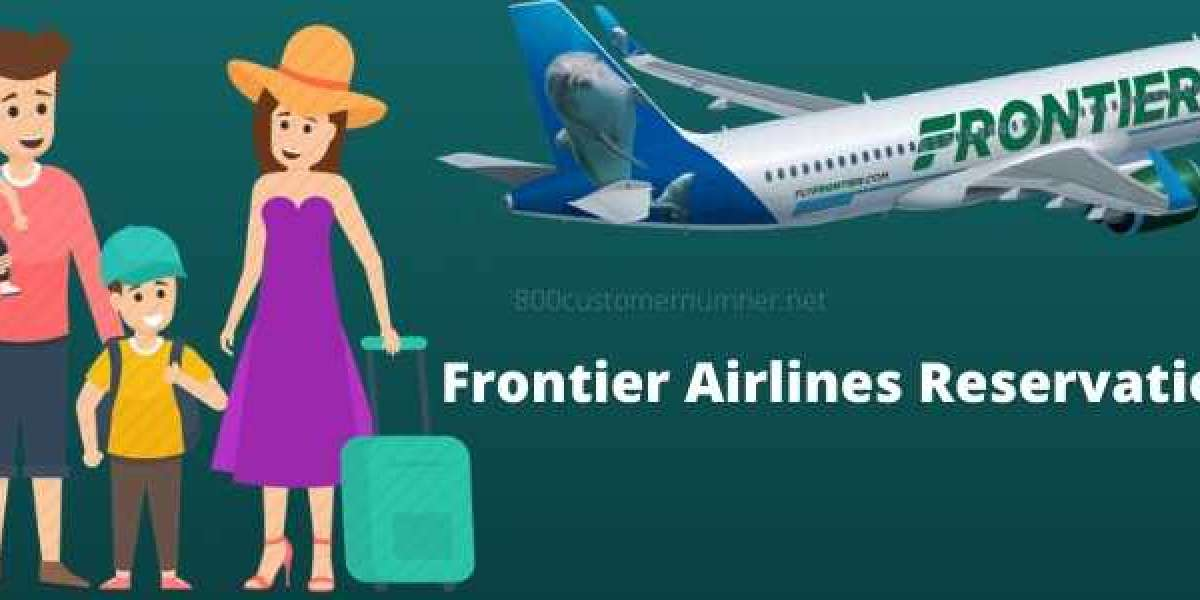All You Require to Know Before You Fly Frontier Airlines Reservations