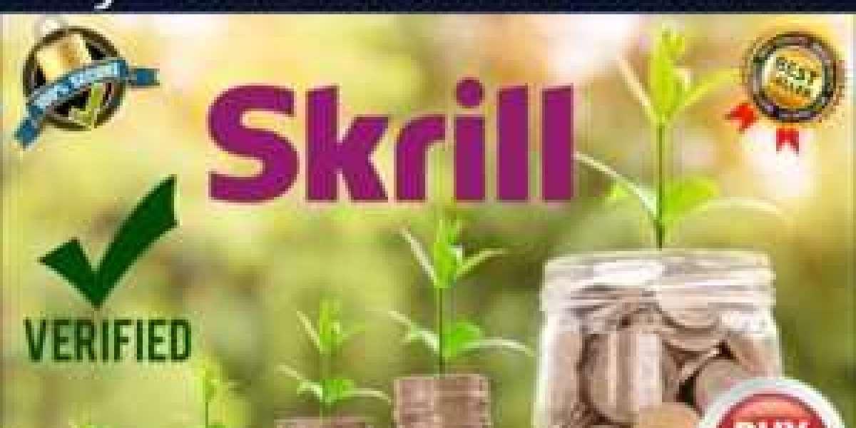 Buy Verified Skrill Account