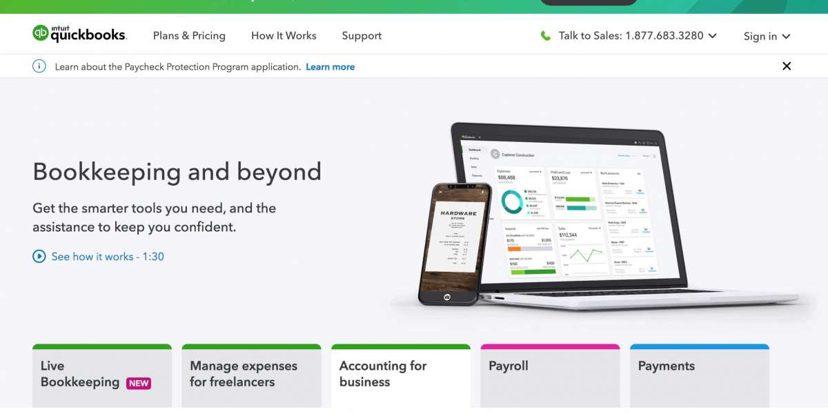 Quickbooks Online – What are the Pros and Cons?