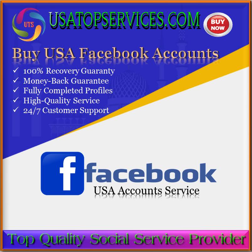 Buy USA Facebook Accounts - Fully USA Facebook Accounts