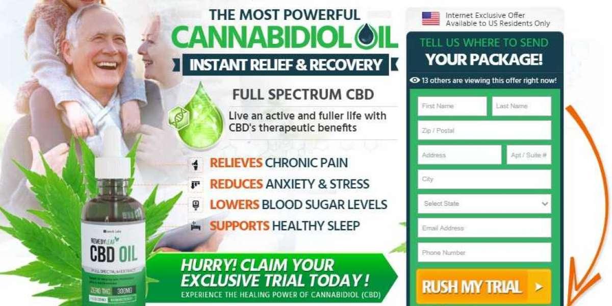 Remedy Leaf CBD