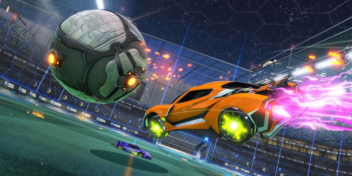 Rocket League ruled the charts with its Supersonic Fury DLC