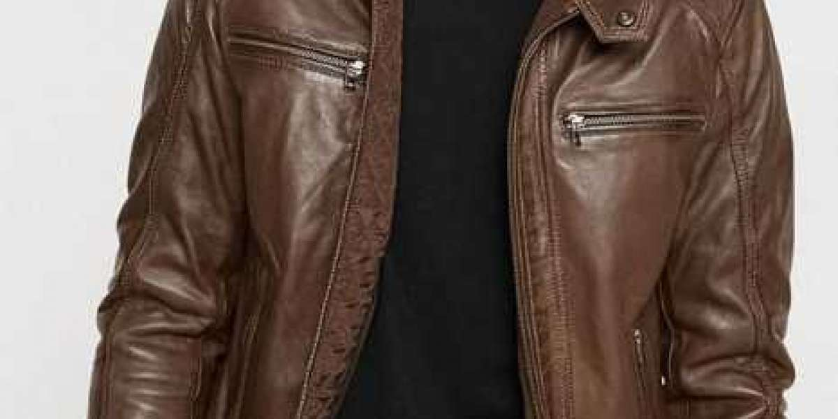Smooth and Durable Leather Biker Jackets That Every Man Should Own