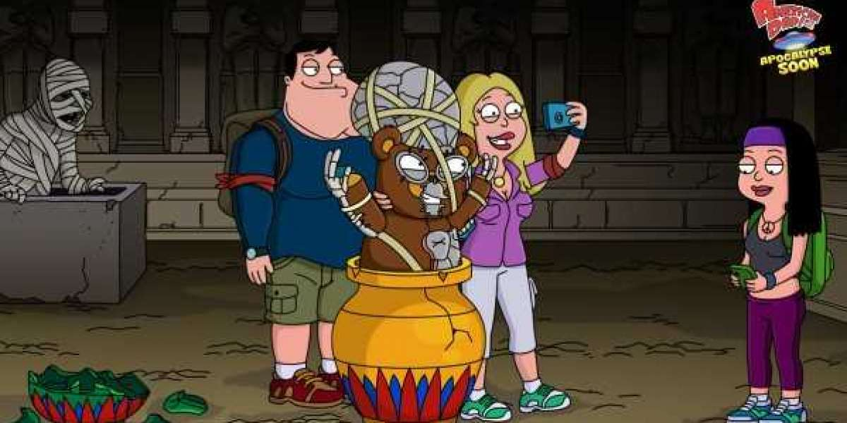 American Dad! Apocalypse Soon puts fans in the shoes