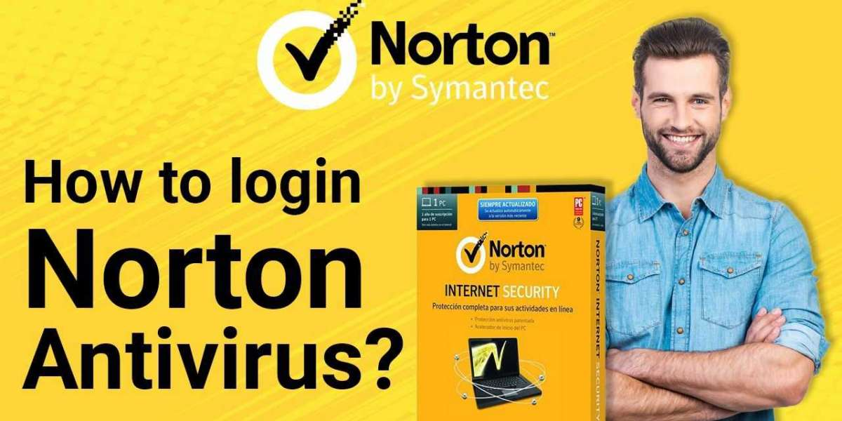 What is the procedure for logging into your Norton Account?