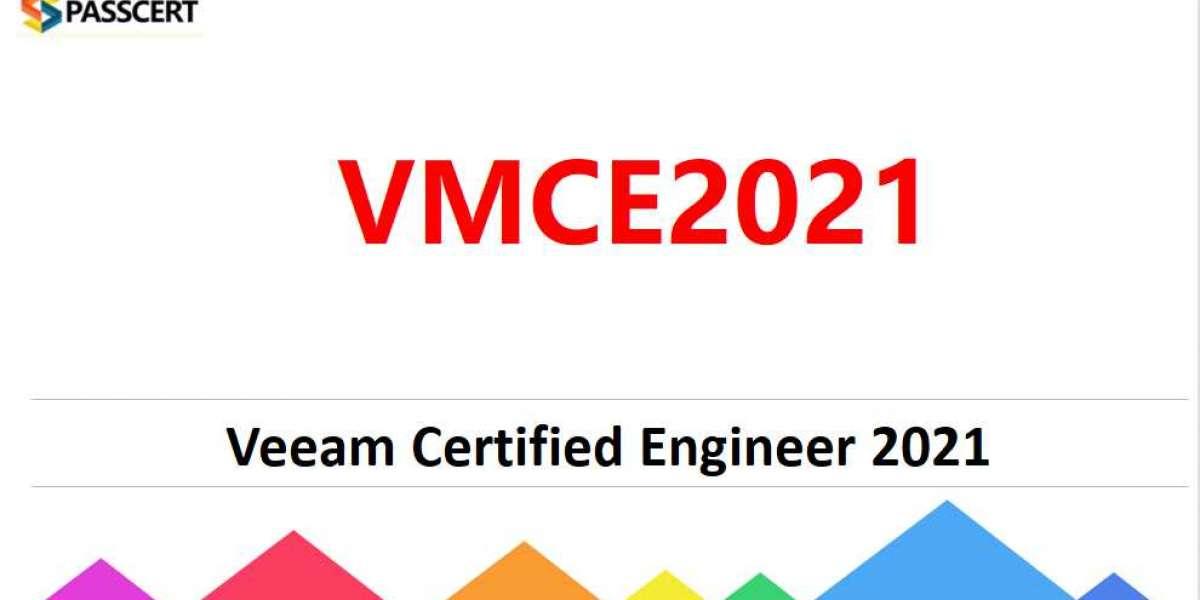 Veeam Certified Engineer 2021 VMCE2021 Dumps