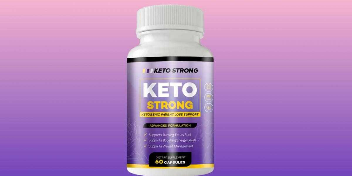 What Is The Use Of Keto Strong?