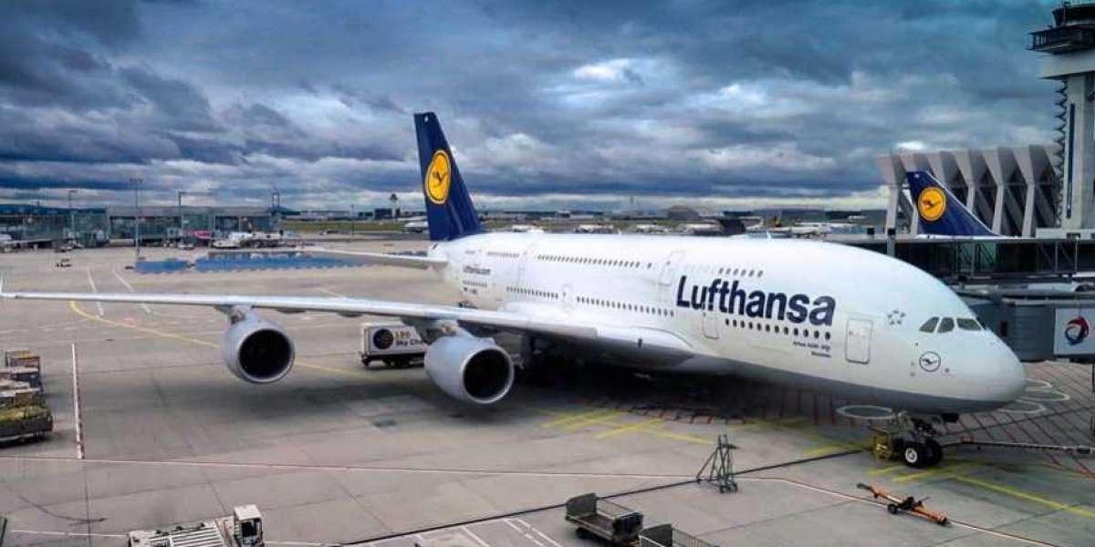 ¿Cómo cancelar una reserva en Lufthansa?