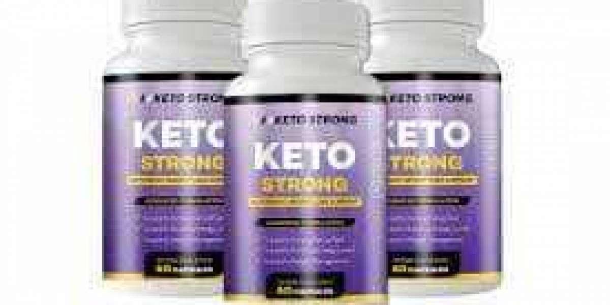 Keto Strong Detox Reviews