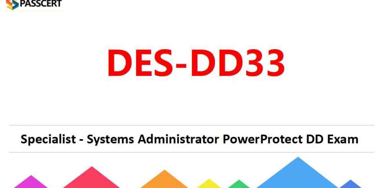 2021 Dell EMC DES-DD33 PowerProtect DD Exam Dumps