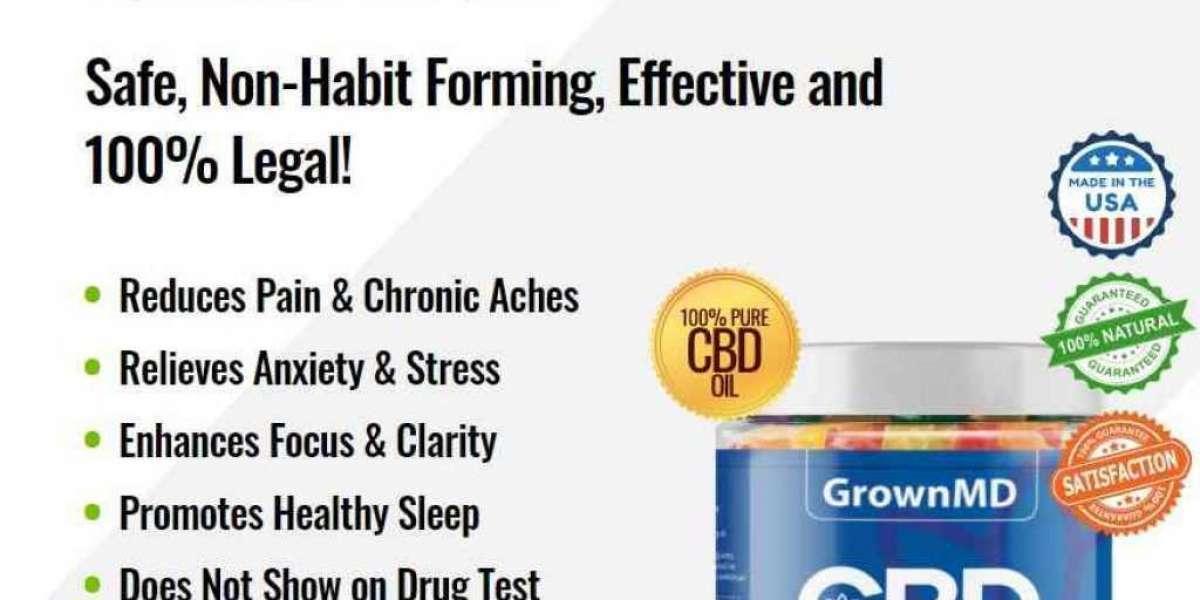 How Does GrownMD CBD Gummies Work?