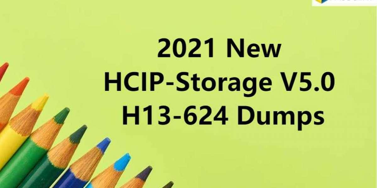 2021 Valid HCIP-Storage V5.0 Certification H13-624-ENU Dumps