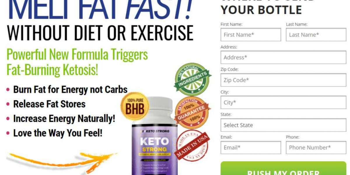 Keto Strong Canada Reviews and Price Update Of This Month!