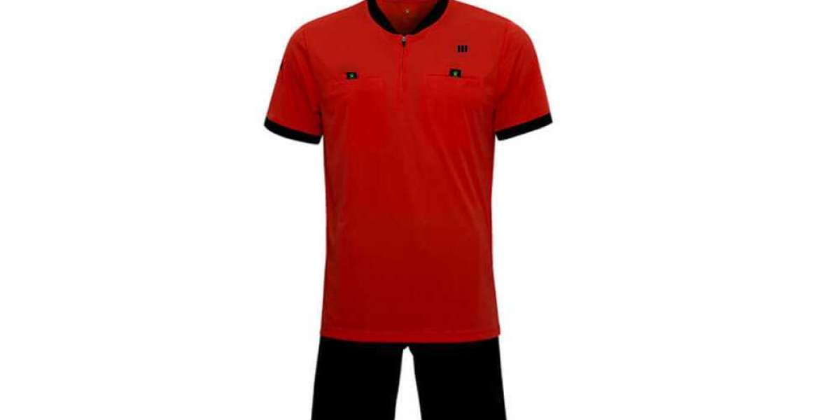 How to Referee Uniform the Simple Things Before the Game