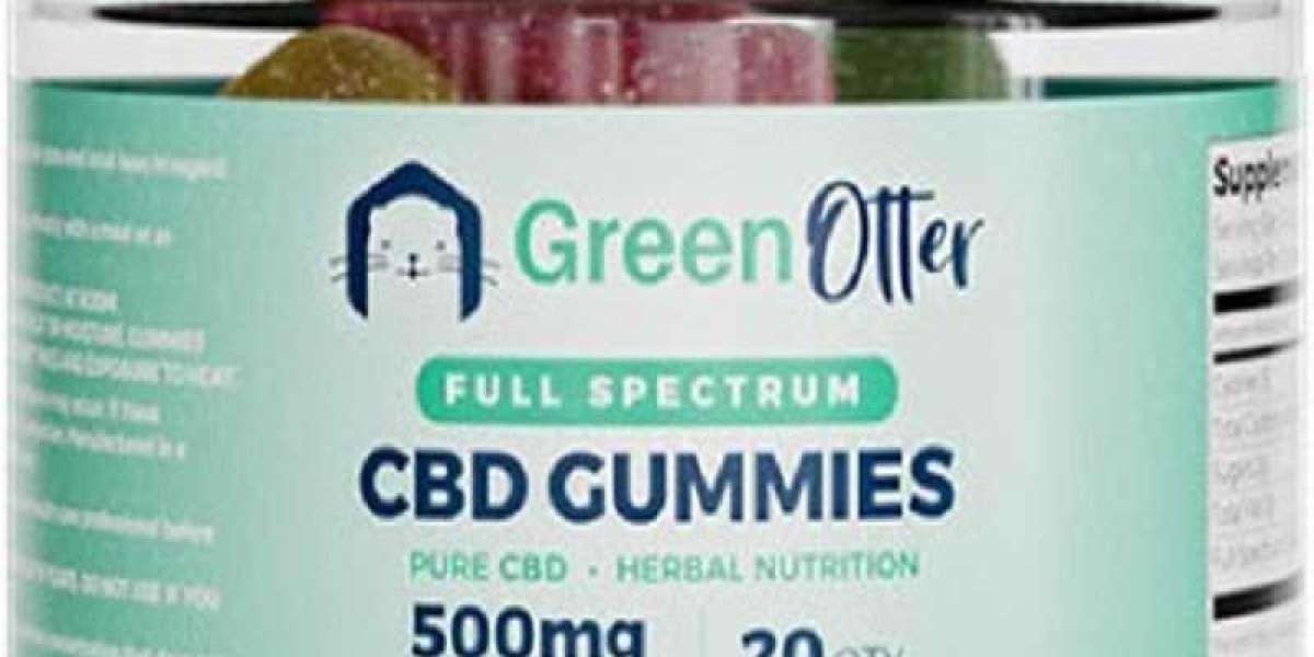 Green Otter CBD Gummies Reviews